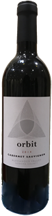 Orbit Cabernet Sauvignon Alexander Valley 2014 750ml